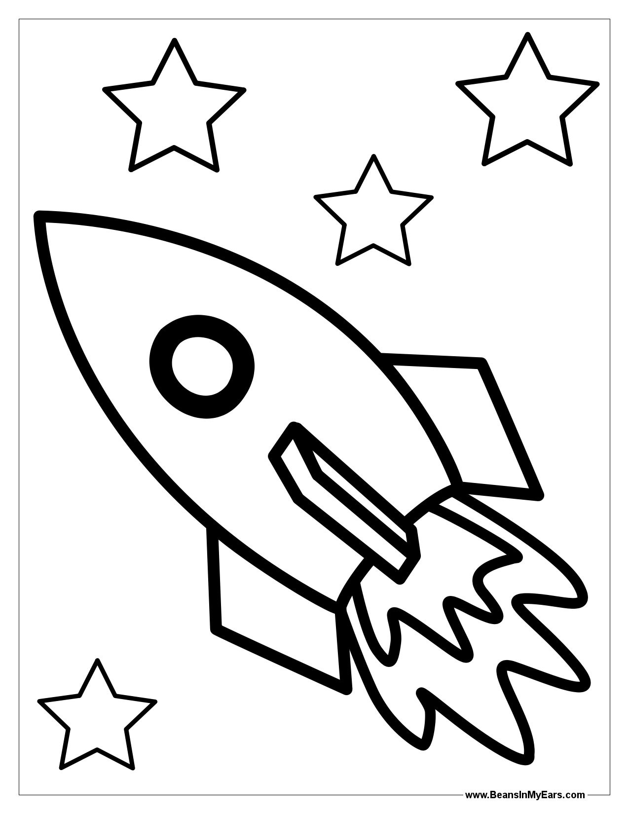 coloring page rocket space rocket coloring page at getdrawings free download coloring rocket page