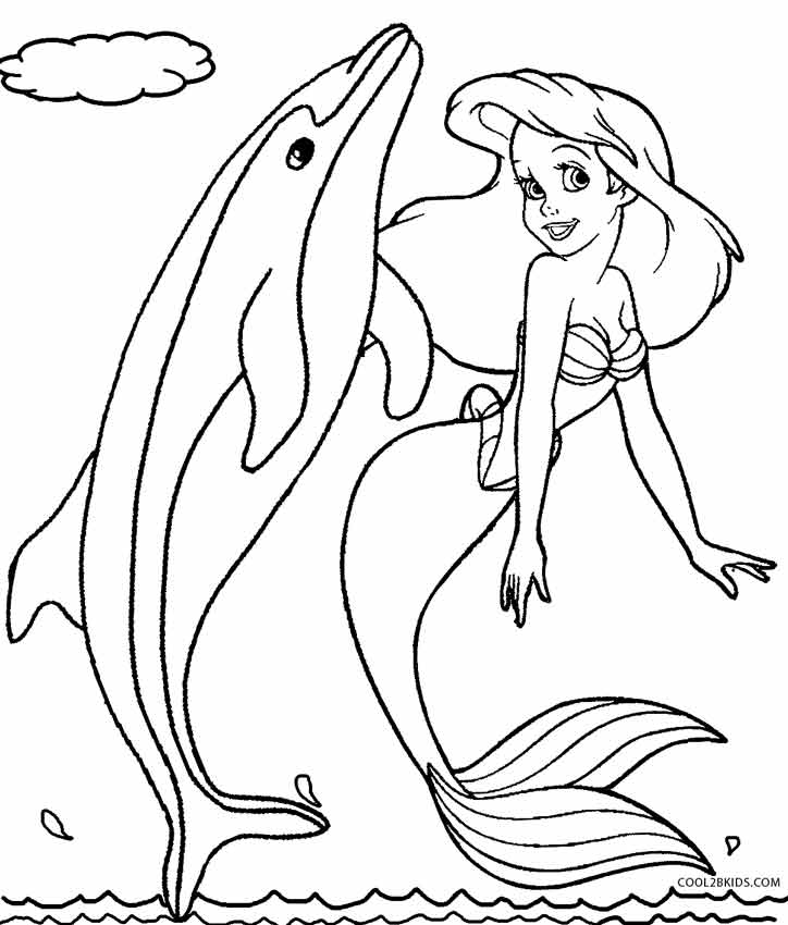 coloring pages mermaid the little mermaid coloring pages 3 disneyclipscom mermaid coloring pages