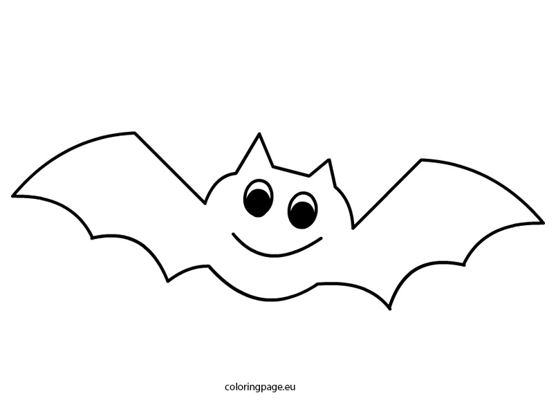 coloring picture bat big eared bat coloring page for kids free printable picture bat picture coloring