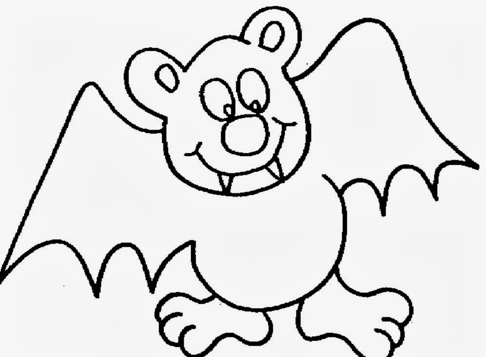 coloring picture bat black and white bat free download on clipartmag picture coloring bat
