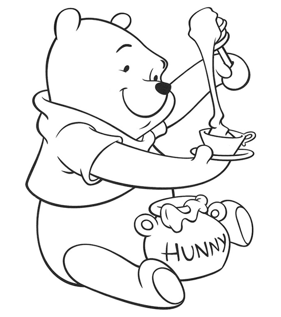 coloring picture of a bear free bear coloring pages of bear coloring a picture