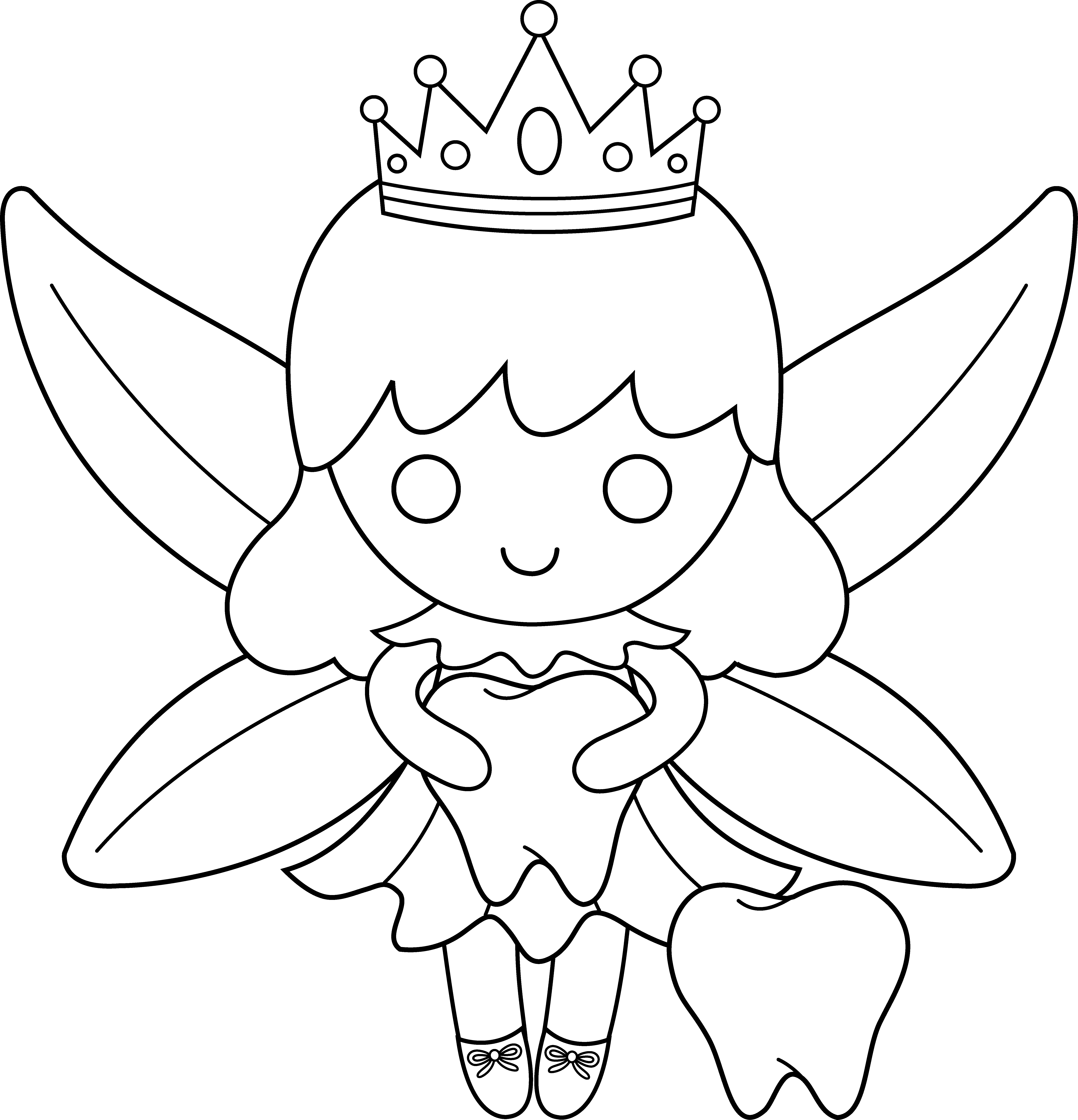 coloring printable tooth fairy tooth fairy coloring pages free download coloring tooth printable fairy