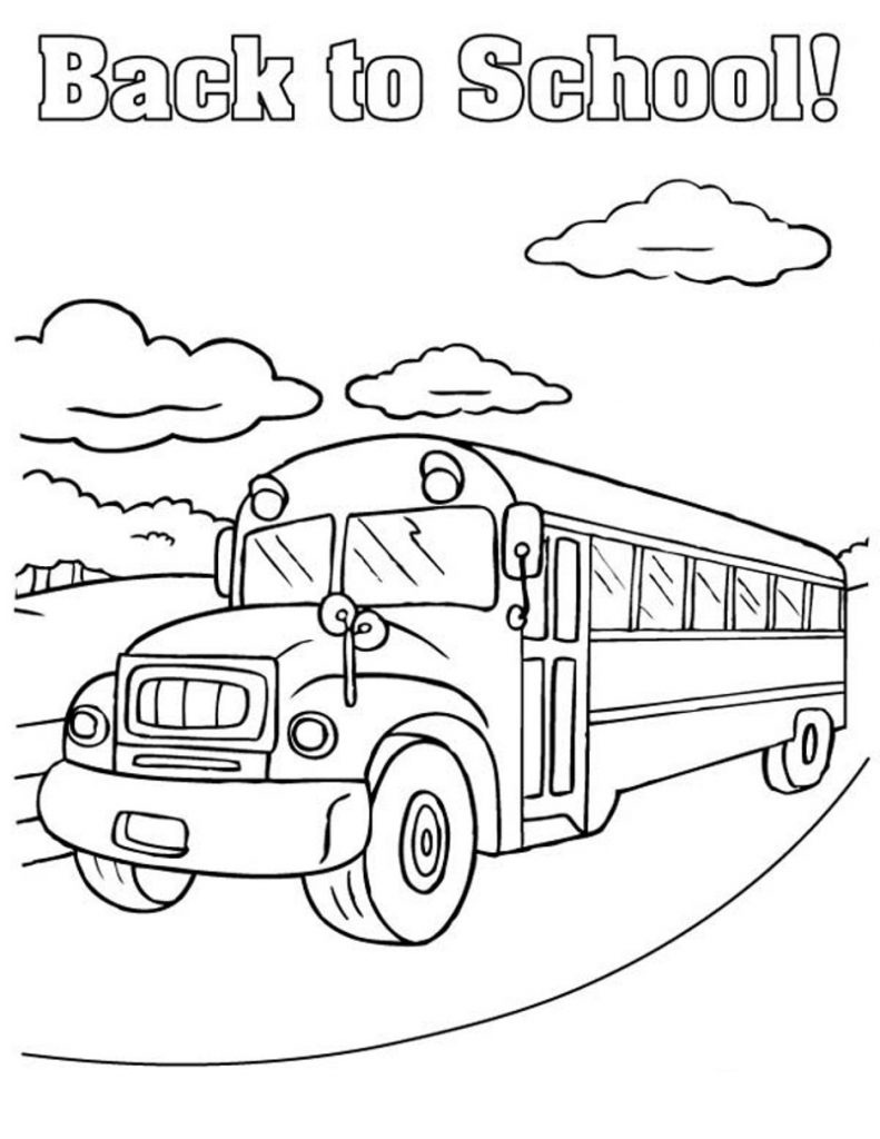 coloring school for kids back to school coloring pages sarah titus kids school for coloring