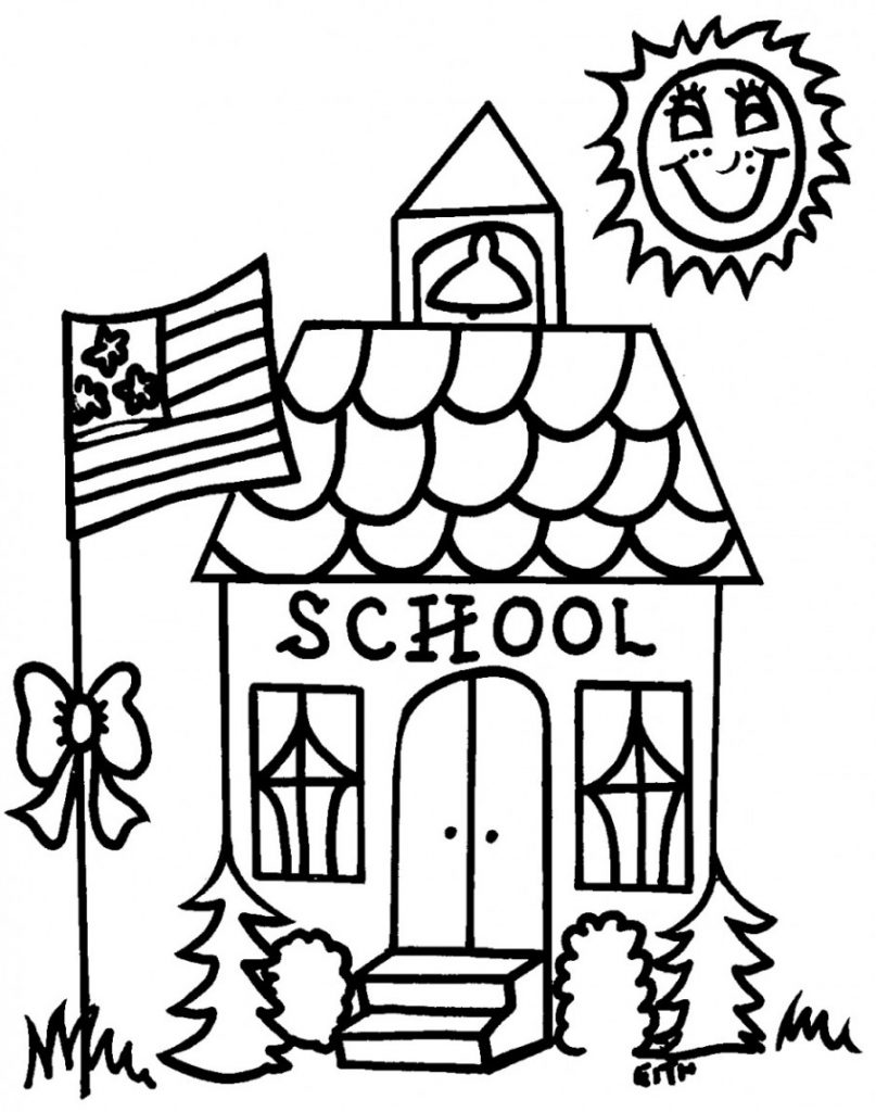 coloring school for kids school coloring pages woo jr kids activities kids coloring for school