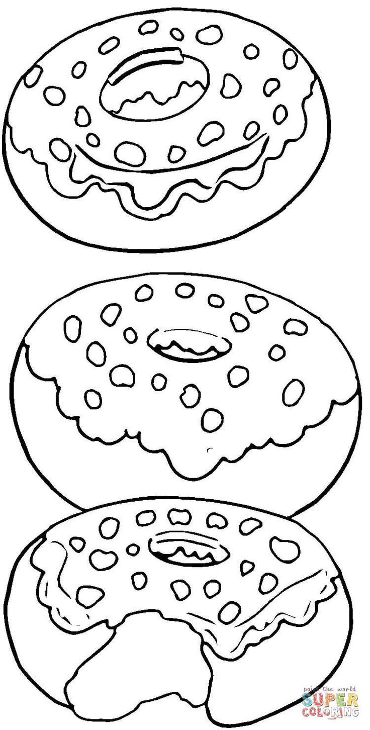 coloring sheet donut printable donut coloring pages best coloring pages for kids donut coloring sheet printable