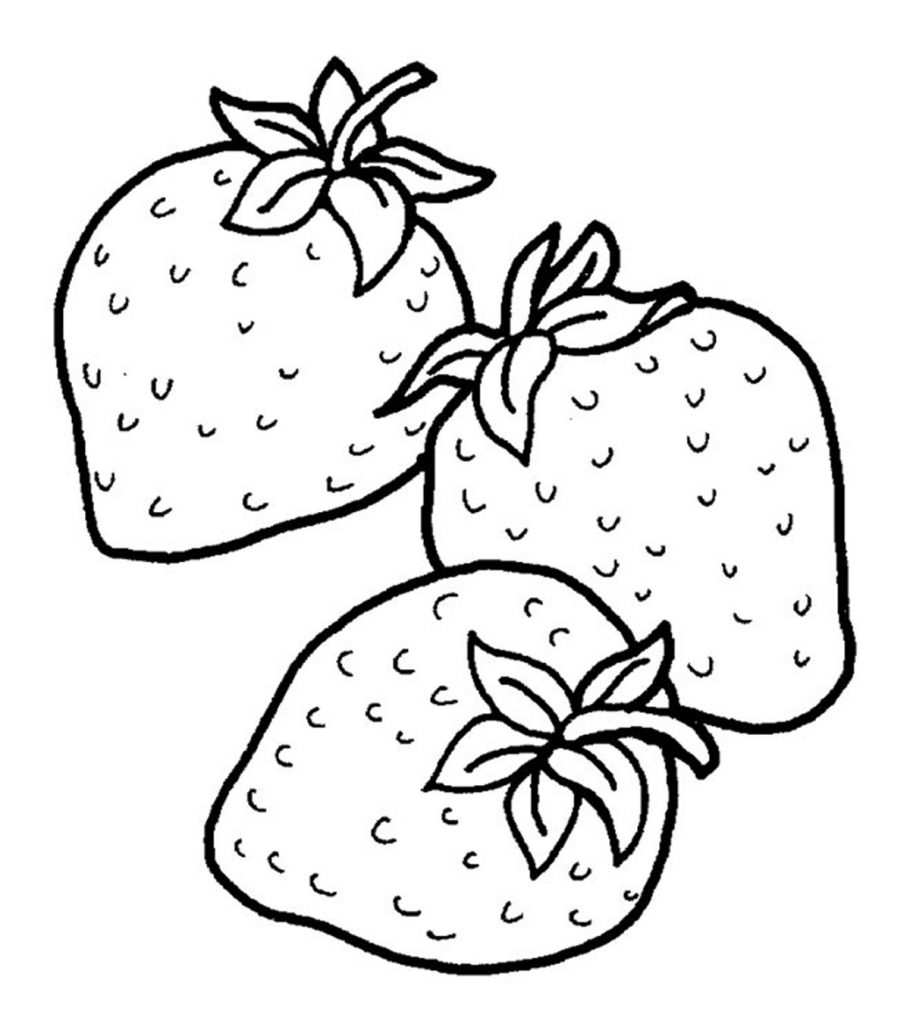 coloring strawberry strawberry coloring pages best coloring pages for kids strawberry coloring