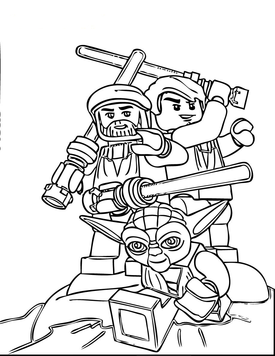 colouring pages lego star wars create your own lego coloring pages for kids pages star lego colouring wars