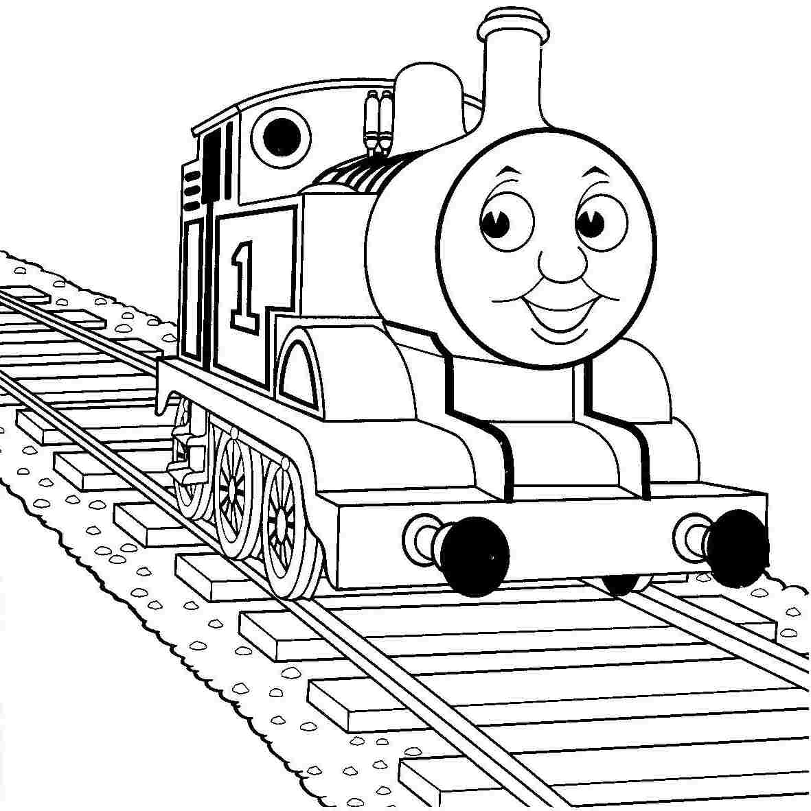 colouring thomas thomas and friends coloring pages baggage for kids colouring thomas