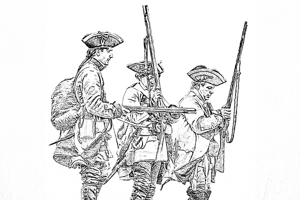 continental army coloring page 115 best happy birthday george washington images on continental page army coloring