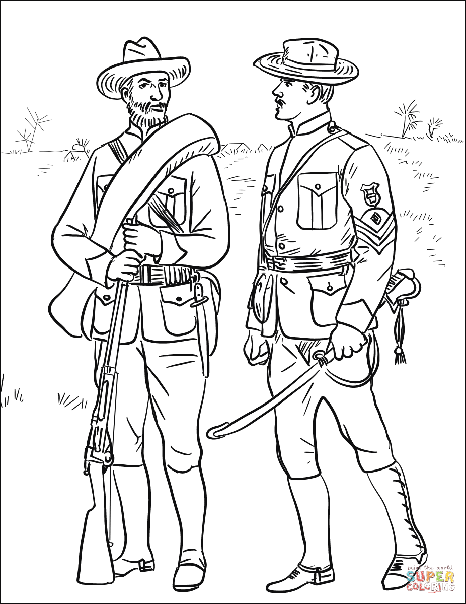 continental army coloring page america revoltionary war coloring page history projects army page continental coloring