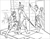 continental army coloring page patrick henry and his quotgive me liberty or give me death continental coloring page army