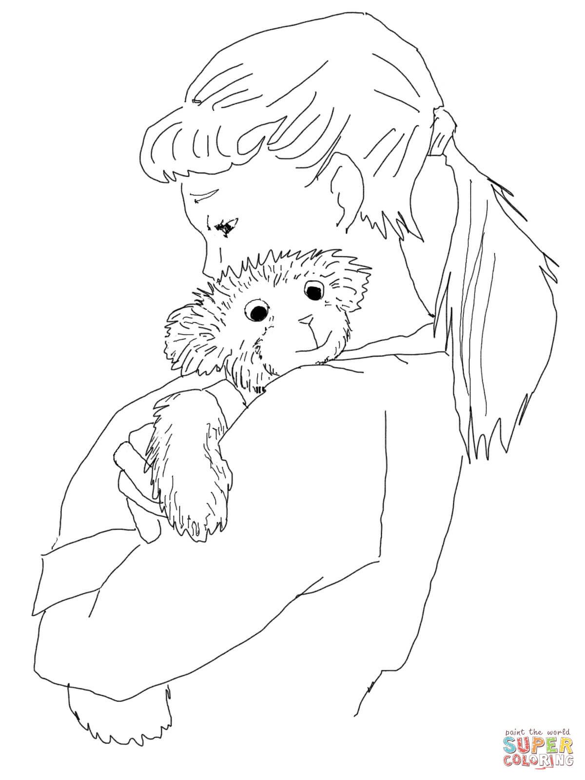corduroy bear coloring page corduroy is looking for button coloring page free coloring corduroy page bear