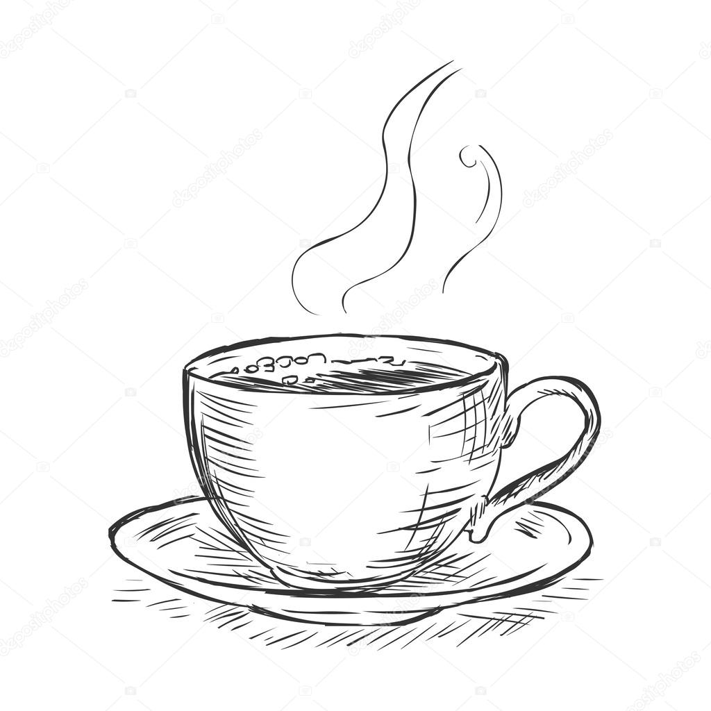 cup of coffee drawing paper coffee cup drawing at getdrawings free download drawing cup of coffee