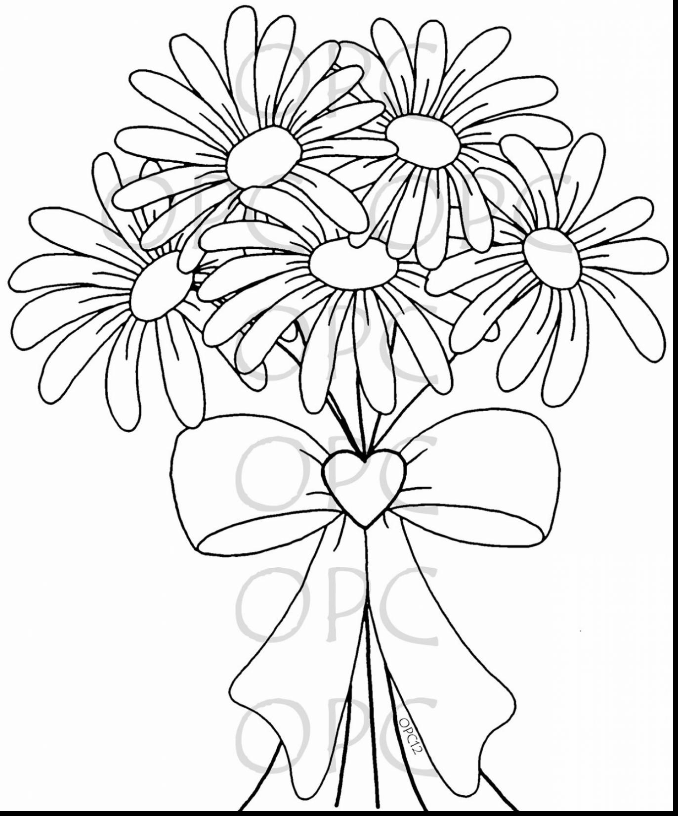 daisy flower coloring pages 30 printable autumn or fall coloring pages coloring flower pages daisy
