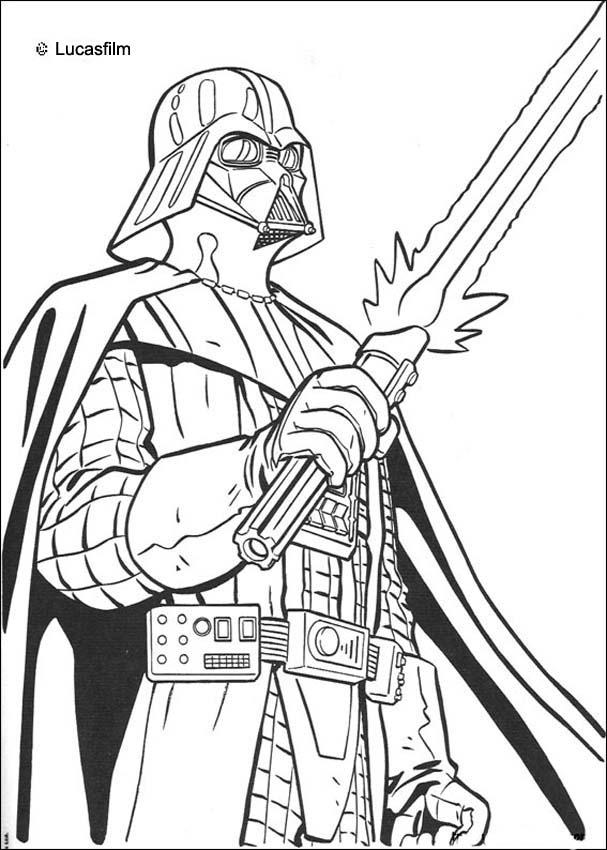 darth vader coloring pages fighting darth vader coloring pages  hellokidscom pages darth vader coloring
