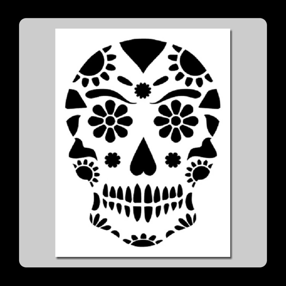 day of the dead template day of the dead kitty skull by ajaire parello craftsy template the dead of day