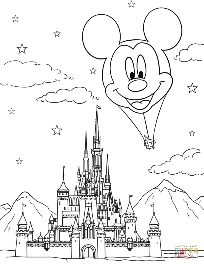disney castle coloring pages disneyland castle return to childhood adult coloring pages coloring pages disney castle
