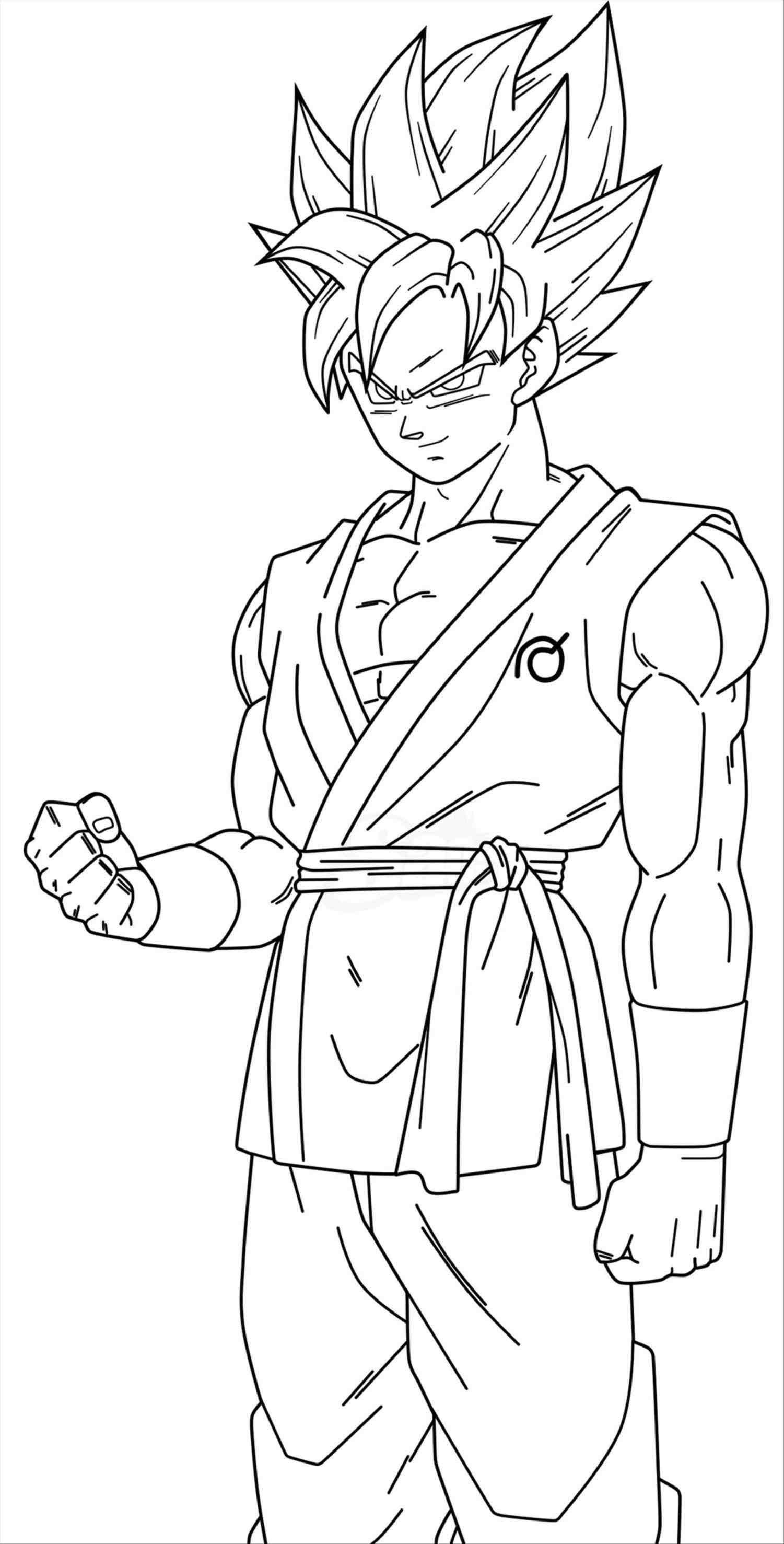 dragon ball super coloring pages goku printable goku coloring pages for kids cool2bkids coloring pages ball goku super dragon