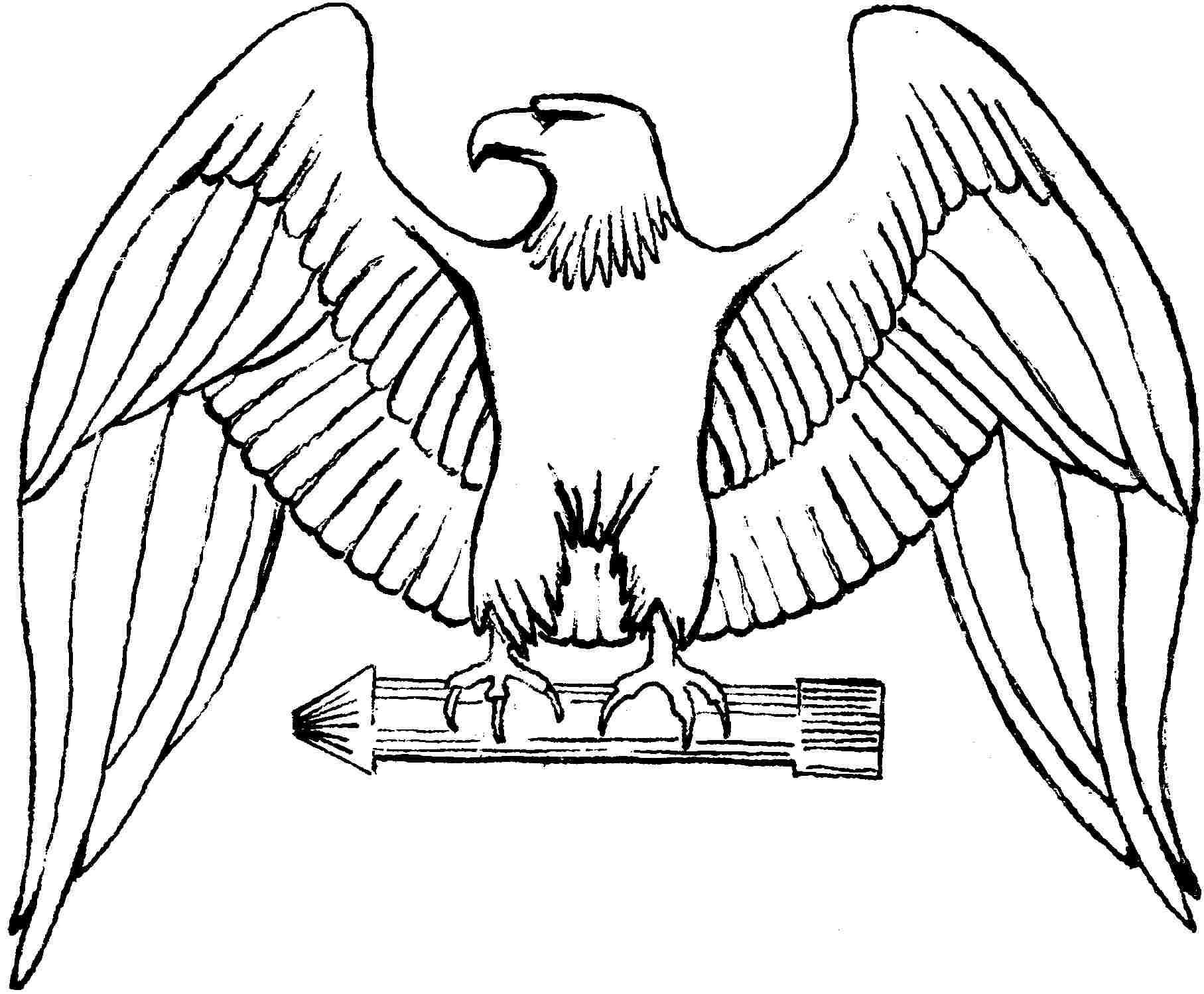 eagle color pages free printable eagle coloring pages for kids color eagle pages 1 1