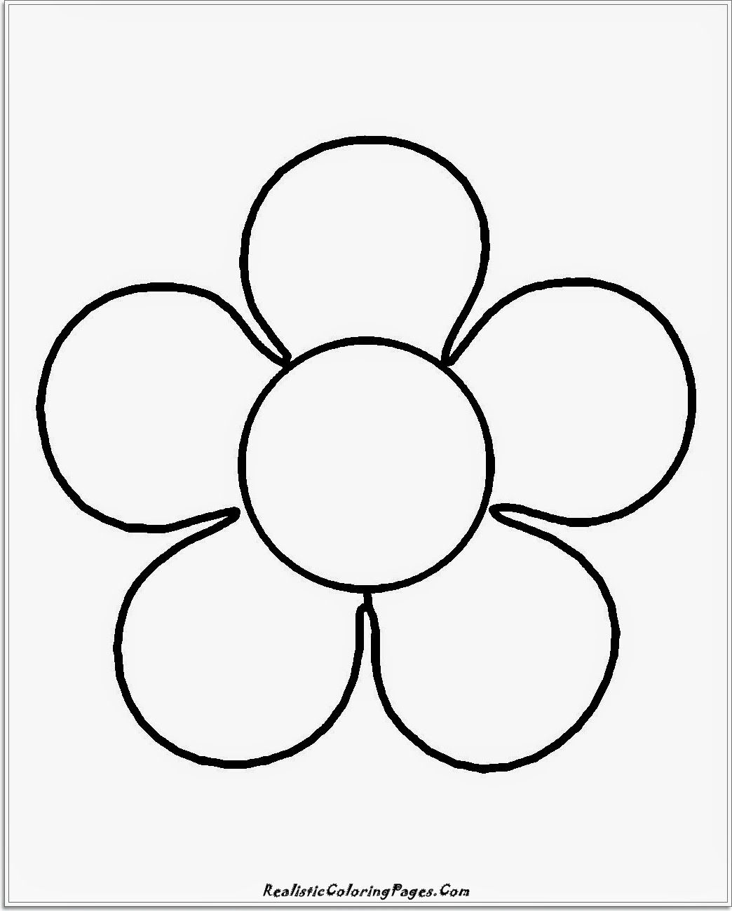 easy coloring pages of flowers simple flower patterns drawing at getdrawings free download pages flowers of coloring easy