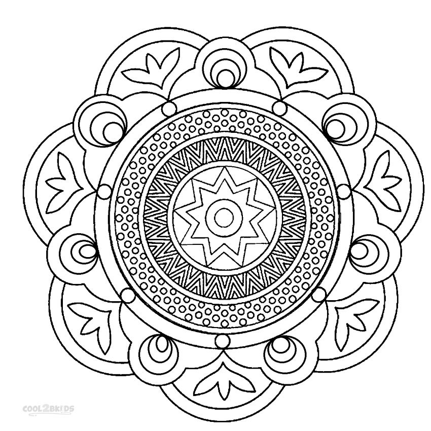 free mandala coloring pages for kids animal mandala coloring pages  best coloring pages for kids kids pages for free coloring mandala