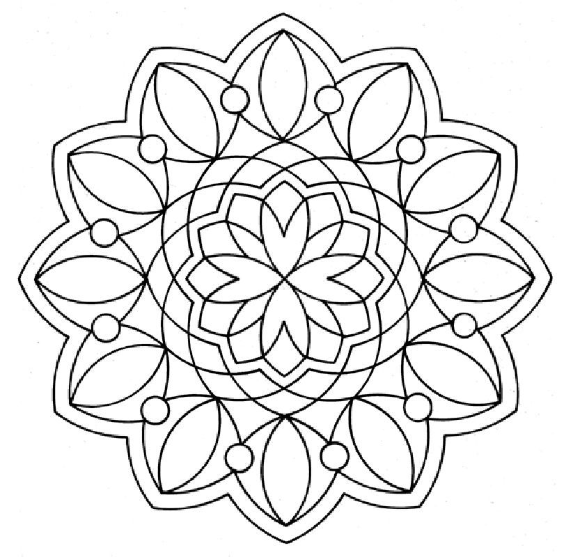 free mandala coloring pages for kids free printable mandalas for kids  best coloring pages for free kids coloring mandala for pages