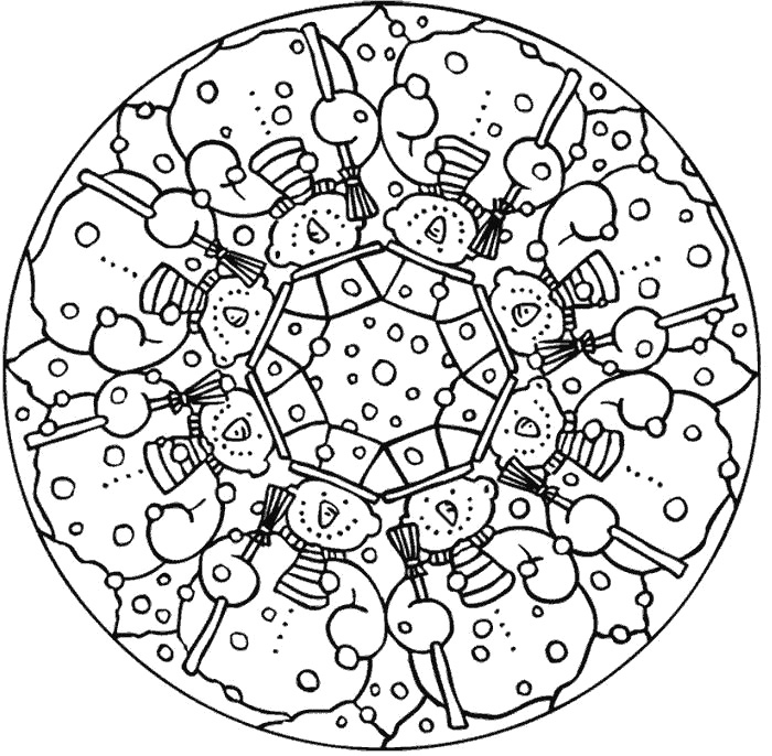 free mandala coloring pages for kids mandala coloring pages for kids to download and print for free for mandala pages kids coloring free