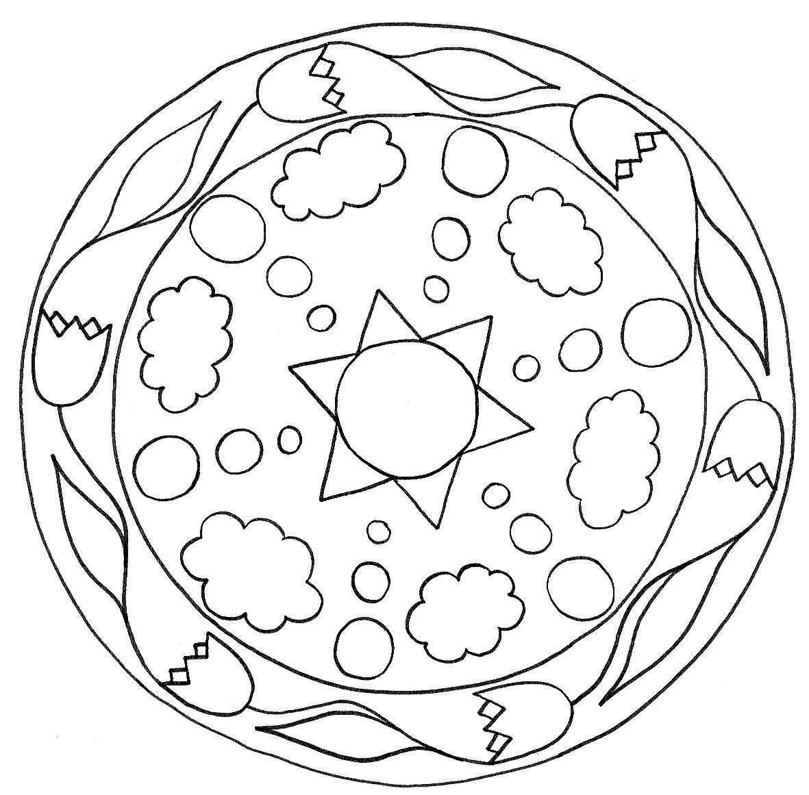 free mandala coloring pages for kids paperturtle mandala kit winners and free coloring pages kids for free coloring mandala pages