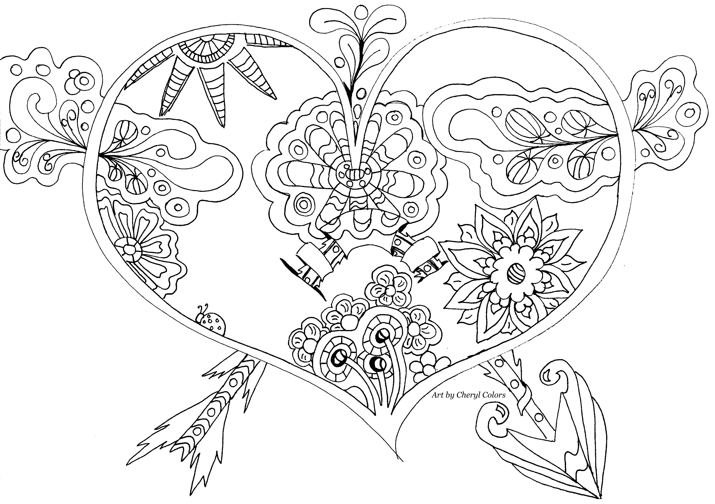 free printable coloring pages for adults fantasy coloring pages to download and print for free adults coloring free pages printable for