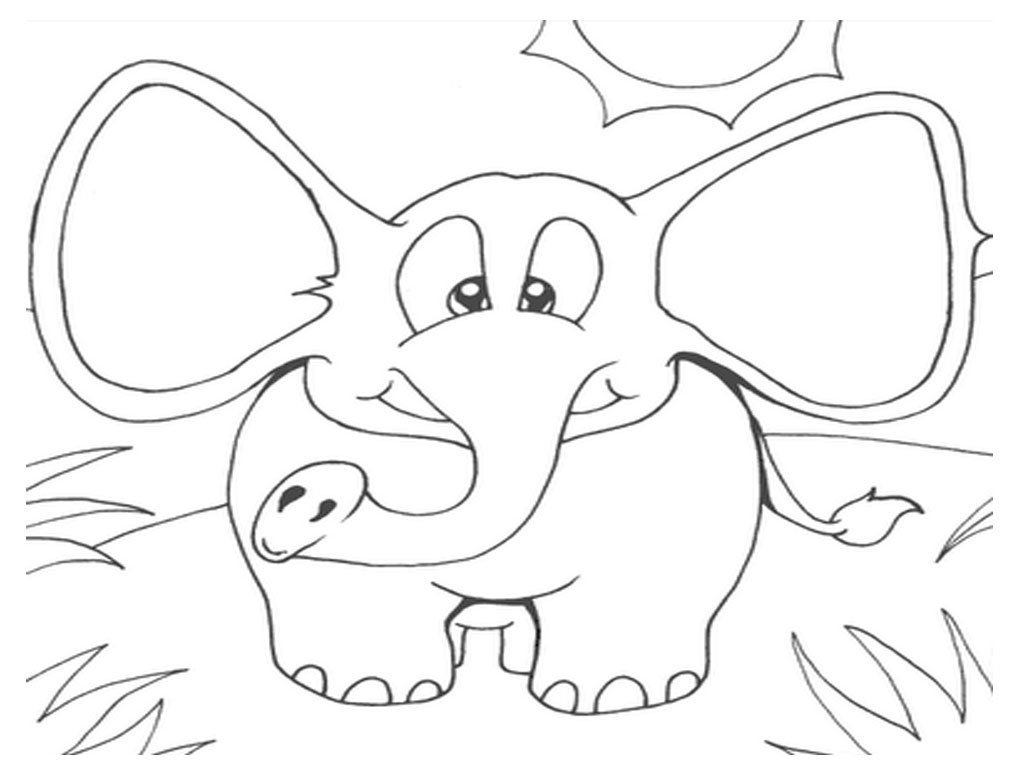 free printable elephant coloring pages baby elephant coloring pages to download and print for free elephant coloring free printable pages