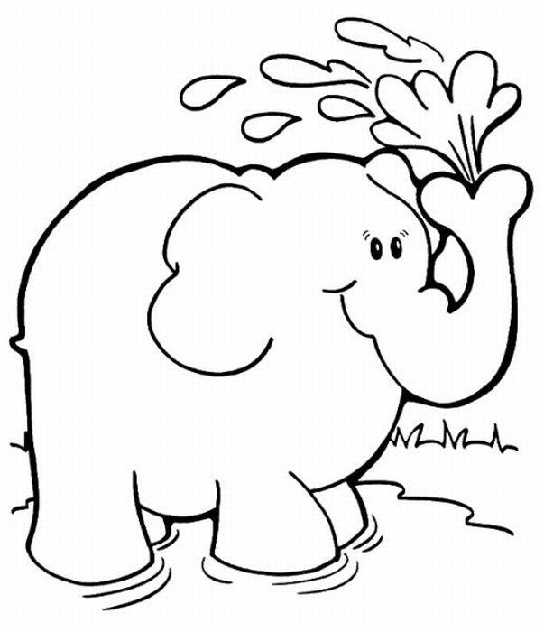 free printable elephant coloring pages get this free baby elephant coloring pages for free printable elephant coloring pages