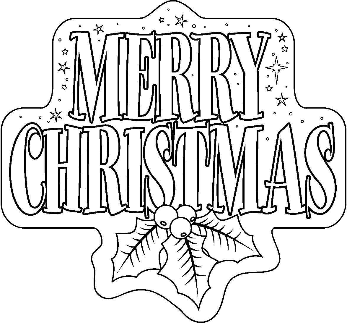 free printable pages free printable merry christmas coloring pages free printable pages