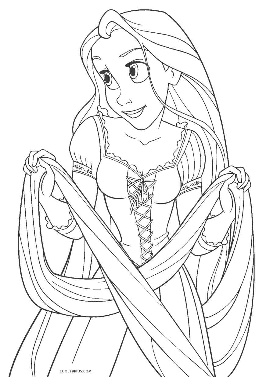 free printable pages free printable tangled coloring pages for kids cool2bkids pages printable free 1 1