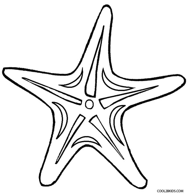 free starfish coloring page starfish coloring pages to download and print for free coloring starfish page free