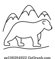 grizzly bear outline bear outline drawing at getdrawings free download outline bear grizzly