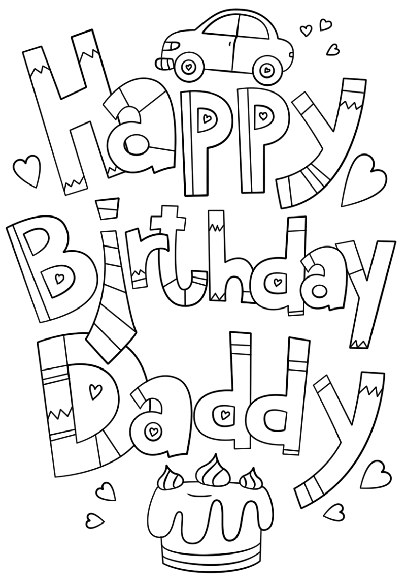 happy 7th birthday coloring pages free printables clip art birthday crown clip art pages birthday coloring 7th happy