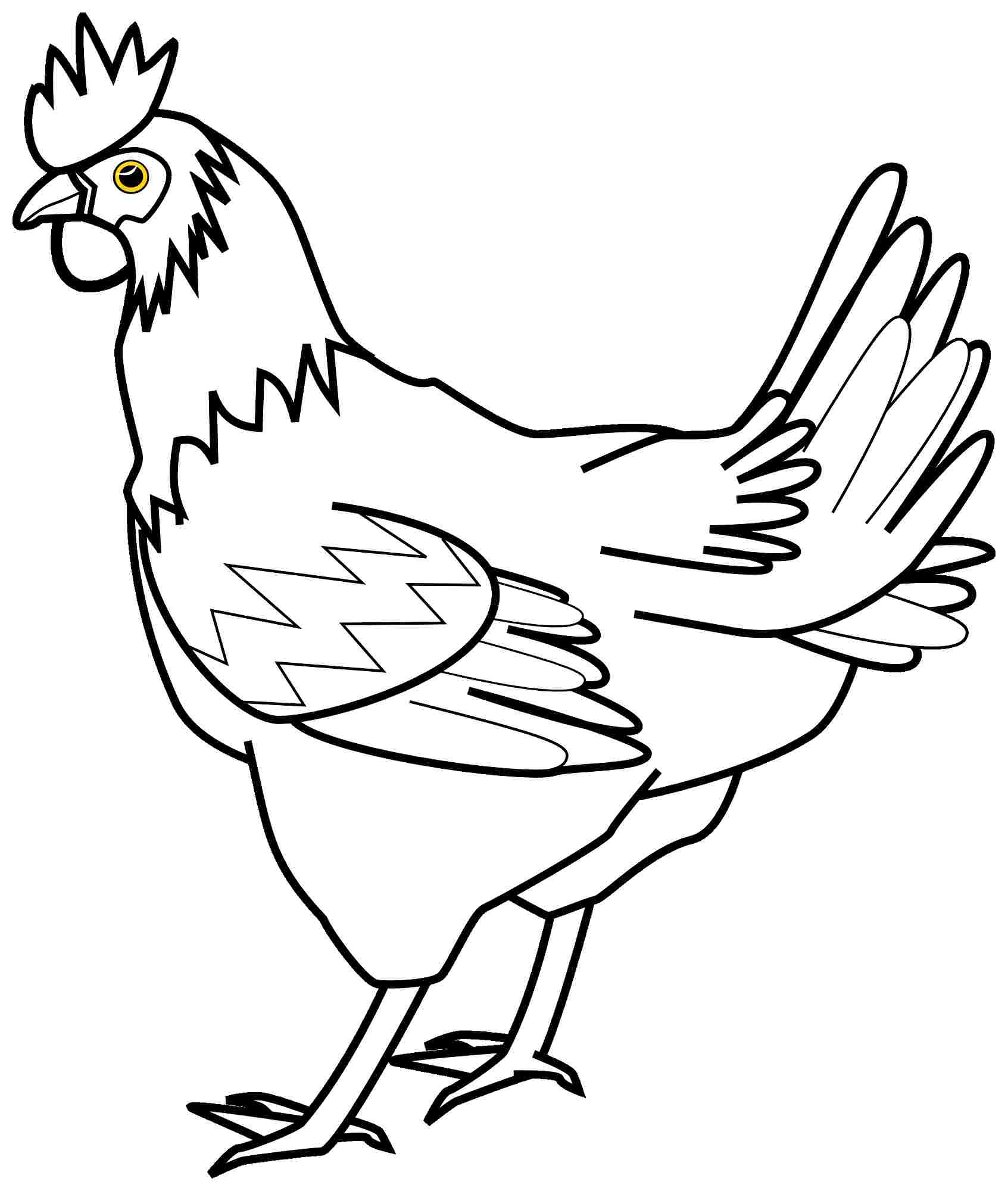 how to draw a chicken learn how to draw chicken and chicks animals for kids to chicken how draw a