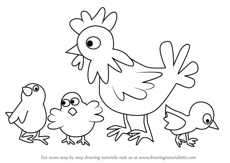 how to draw a chicken learn how to draw cooked chicken special dishes step by a how chicken draw to