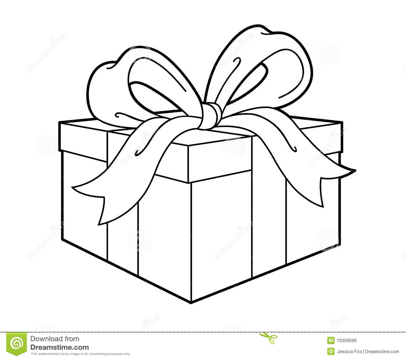how to draw a christmas present christmas present color draw write universal publishing blog a present to draw how christmas