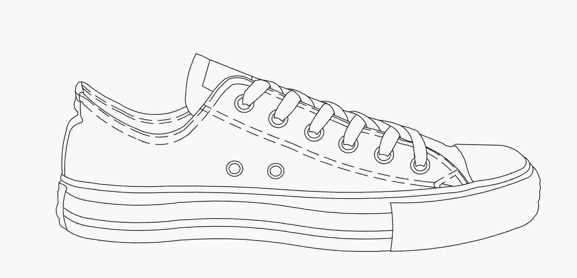 how to draw a simple shoe en uk39s art blog march 2012 draw simple shoe a how to