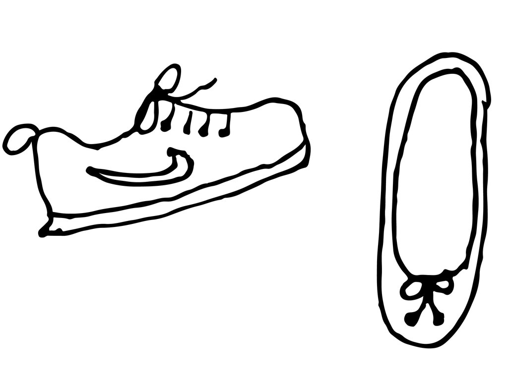 how to draw a simple shoe how to draw boots drawingforallnet draw shoe a to how simple