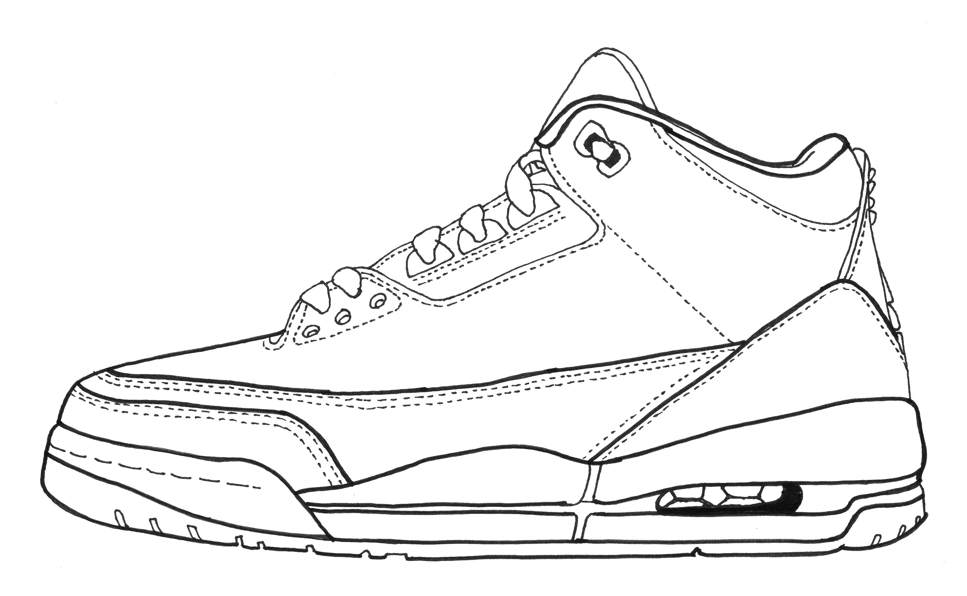 how to draw a simple shoe running shoes clipart running shoes drawing easy free draw shoe a how to simple