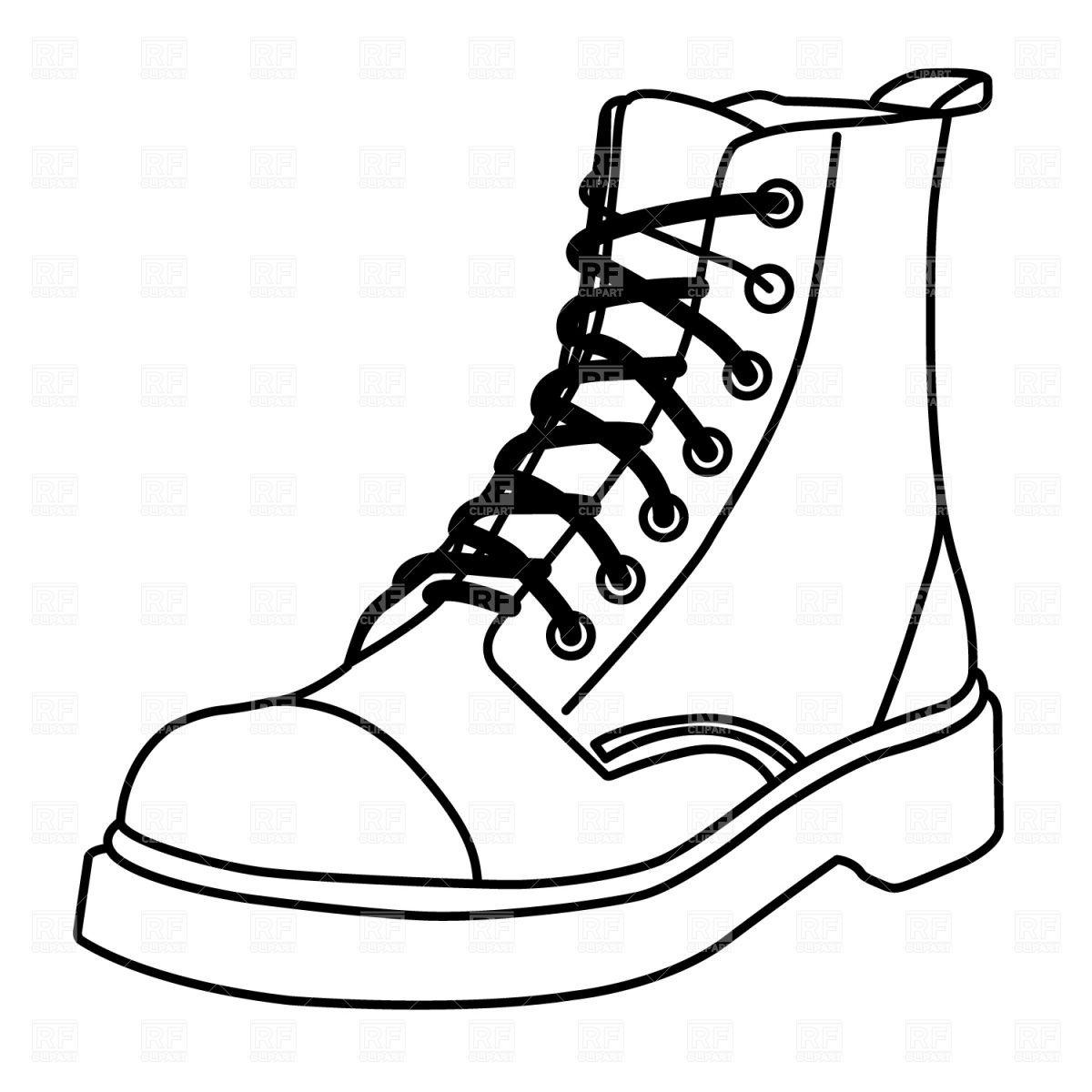 how to draw a simple shoe shoe drawing jordans at paintingvalleycom explore to how shoe simple draw a
