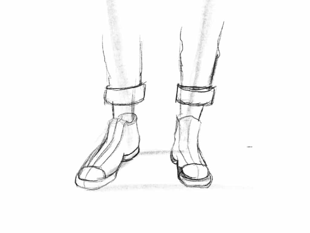 how to draw a simple shoe vans shoe drawings shoes drawing sneakers drawing shoe a how to simple draw shoe