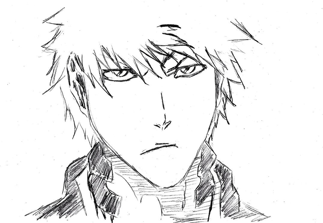 how to draw ichigo ichigo by conspiciopotenstilus on deviantart ichigo draw how to