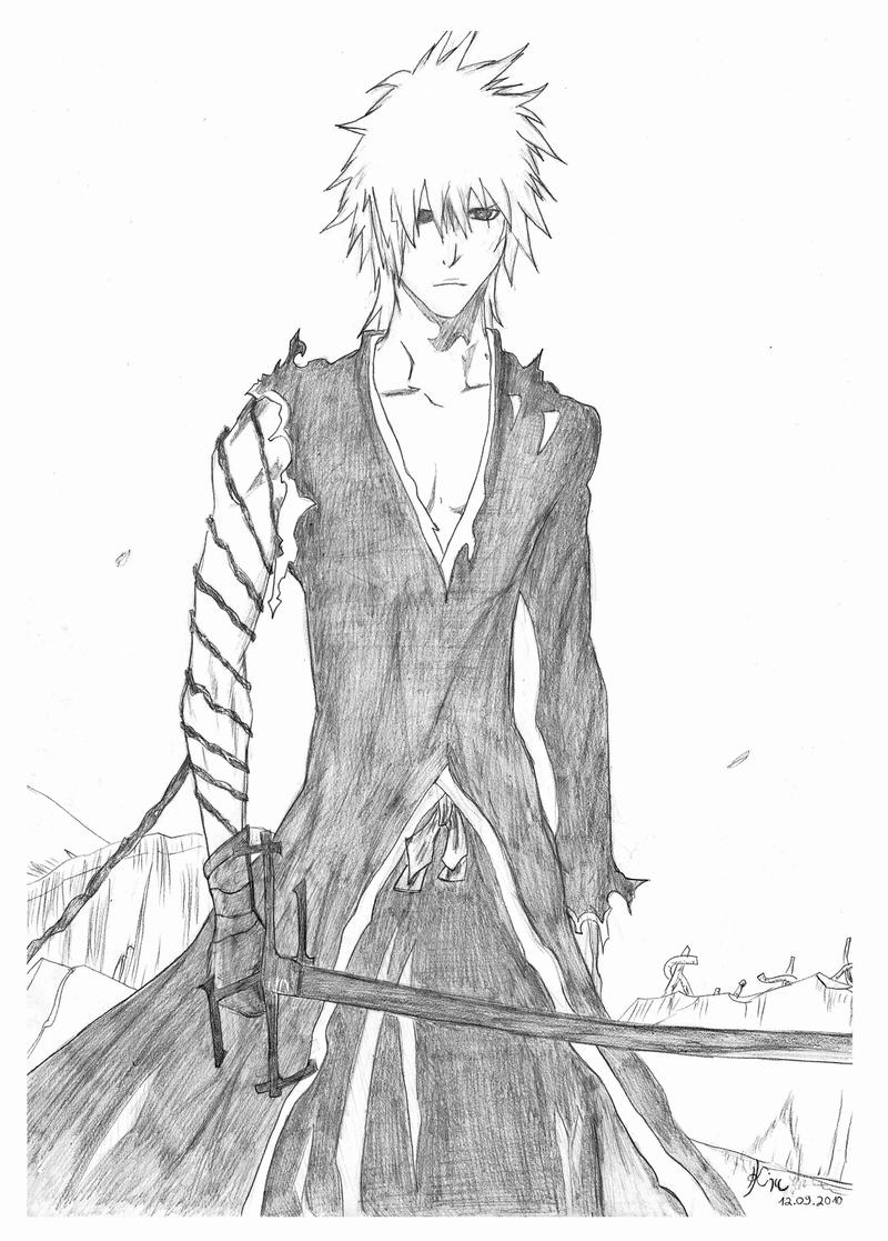 how to draw ichigo learn how to draw ichigo kurosaki from bleach bleach to draw ichigo how