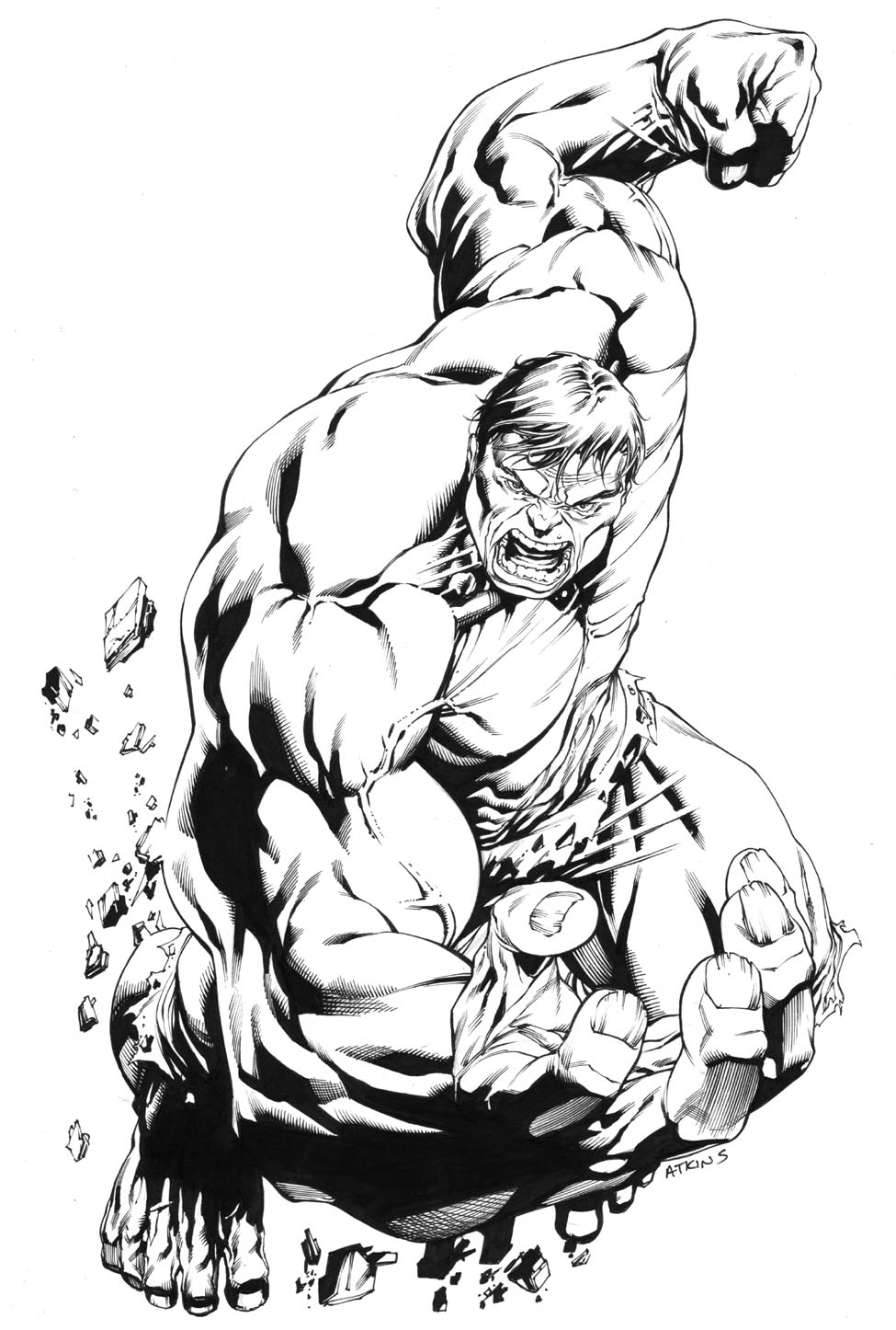incredible hulk coloring pages free printable hulk coloring pages for kids cool2bkids incredible pages coloring hulk