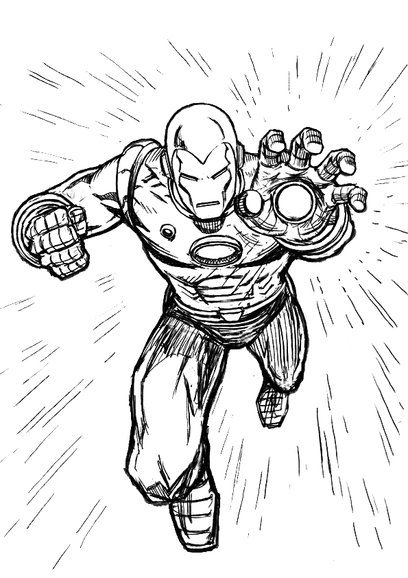 iron man colouring pages free printable iron man coloring pages for kids best colouring man iron pages