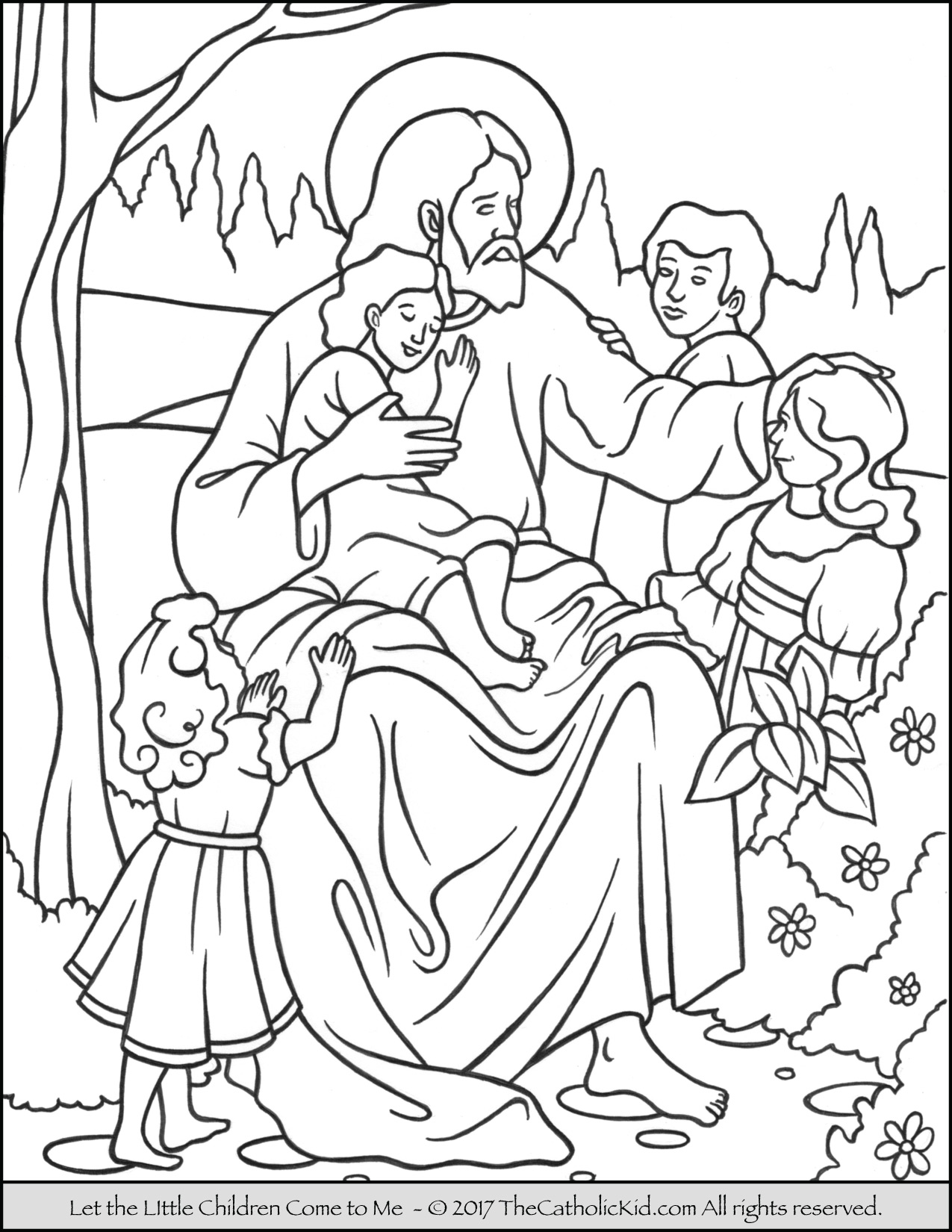 jesus coloring pages free printable nativity coloring pages for kids jesus coloring pages