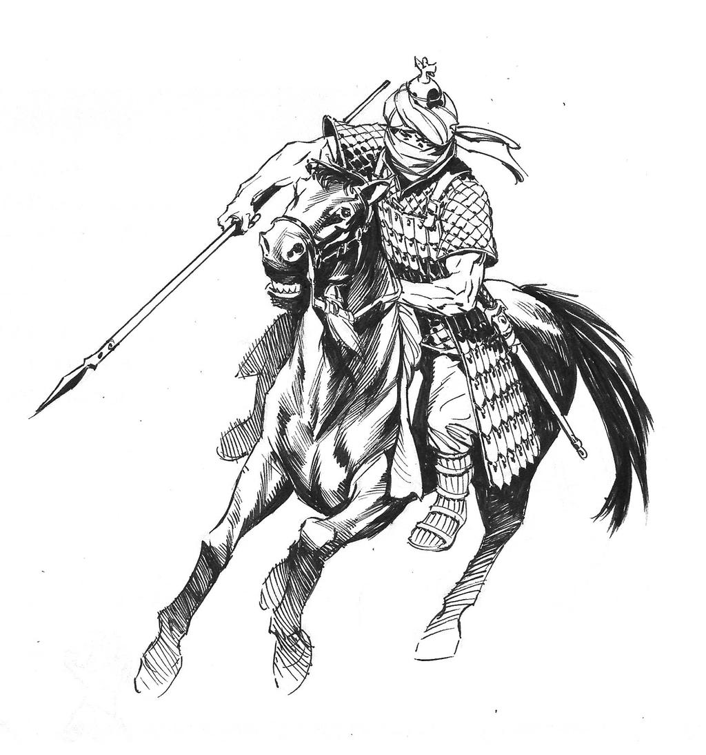knight on a horse drawing cartoon knight drawing at getdrawings free download a knight drawing on horse